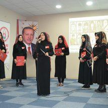 Sakarya Meydan Muharebesi Seminer / Gebze Kız Anadolu İmam Hatip Lisesi