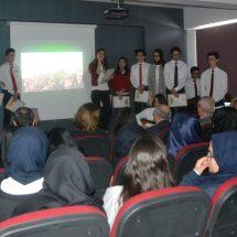 Sakarya Meydan Muharebesi Seminer / Kanuni Sosyal Bilimler Lisesi